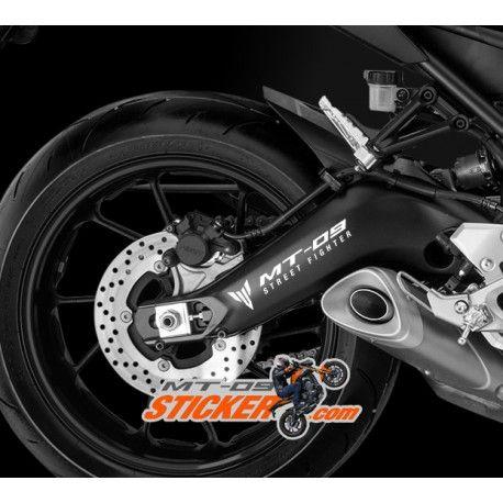 Now In Stock Yamaha Mt 09 Swingarm Sticker Decals Graphic