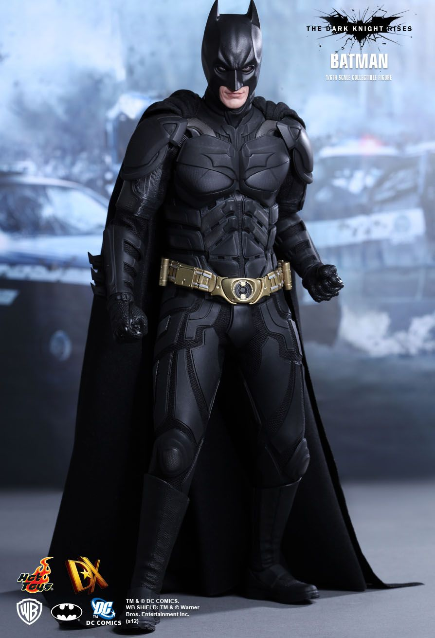 Hot Toys Batman The Dark Knight Rises Dx12 My First Ht Hot Toys