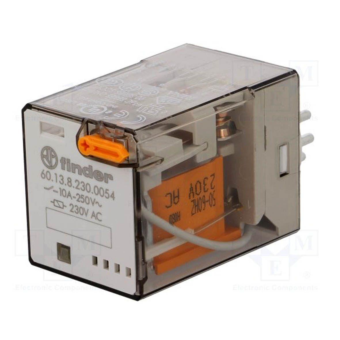 finder relay 8 pin diagram finder 220vac relay 60 12  8 pin   finder 220vac relay 60 12  8 pin