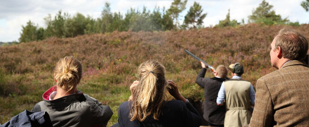 Clay Pigeon Shooting by London Bisley Shooting Clay
