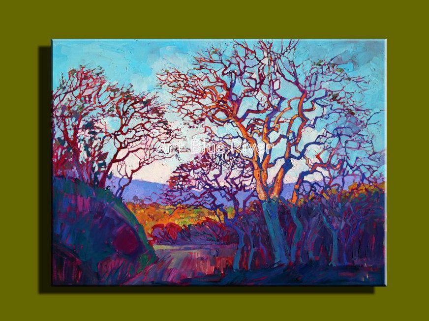 Famous Modern Landscape Painters