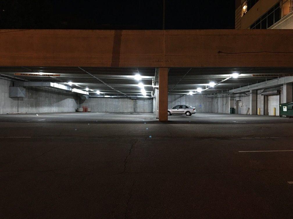 Parking Garage Led Retrofit Garage Lighting Led Garage Lights Garage Light Fixtures