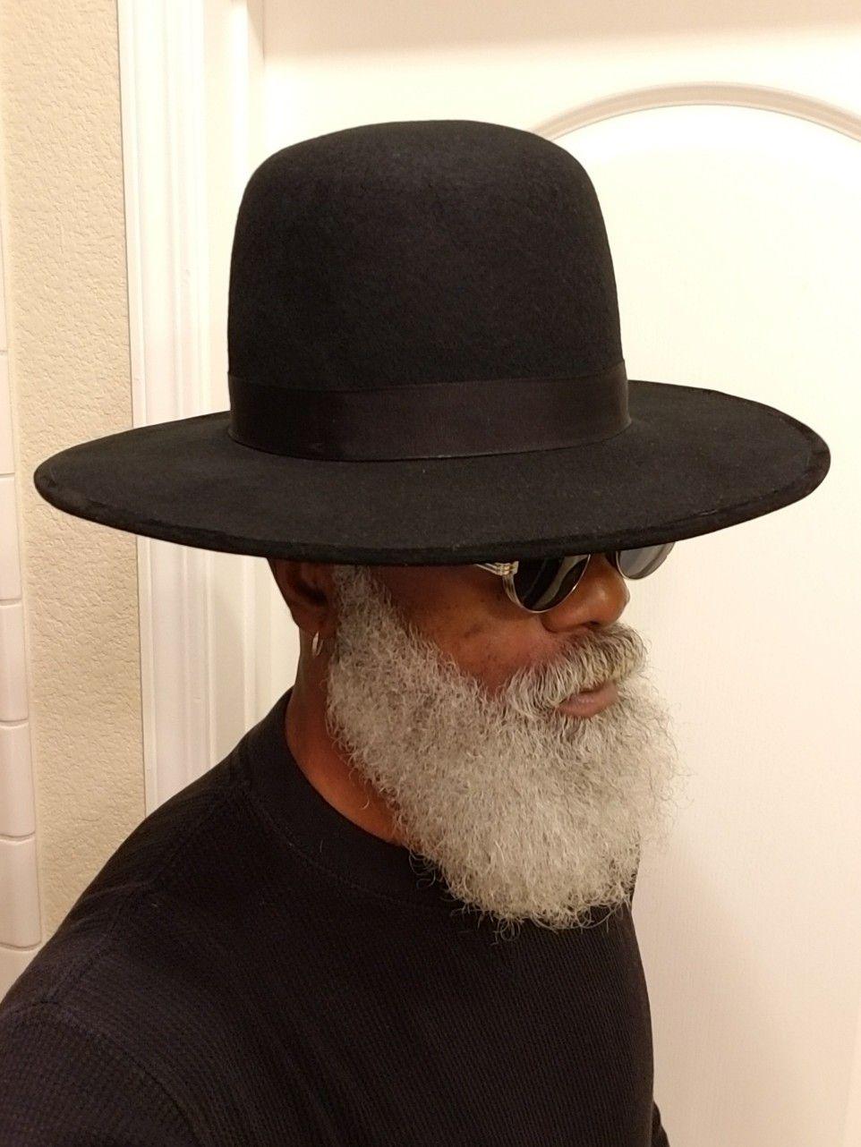 OldsCool Rasta    Wide Brim Stetson Berkeley Hat Co 2  16c24c8573a