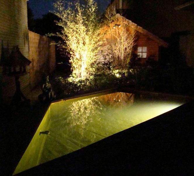 verlichting- vijver.JPG (664×600) | outdoor lighting | Pinterest ...