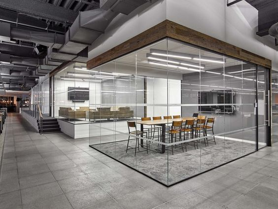 Office tour: the bloc offices u2013 new york city pinterest jdr
