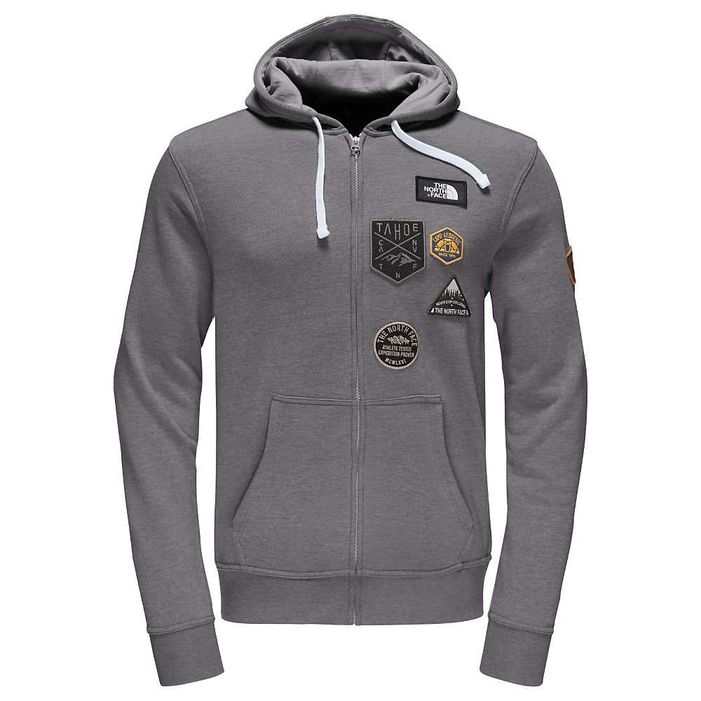 2db0804ed The North Face Men's LFC Patches Full Zip Hoodie - at Moosejaw.com ...