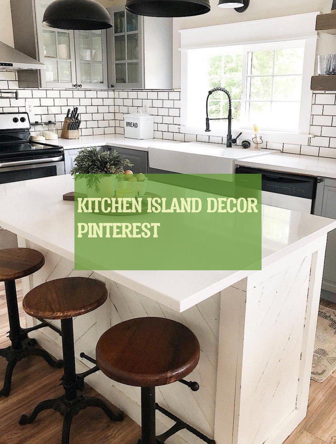Kitchen Island Decor Pinterest Kitchen Island Decor Island Decor Kitchen Counter Decor