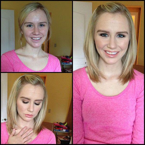 Kelly Klass Without Makeup