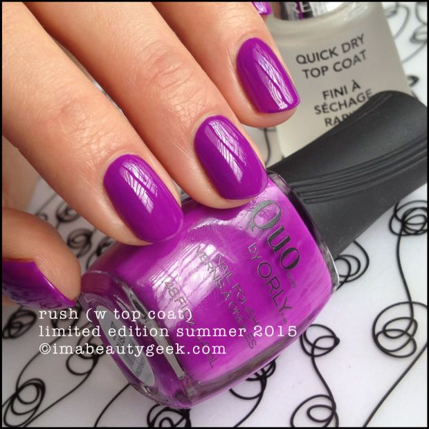 quo by orly limited edition summer 2015 pinterest top coat nail