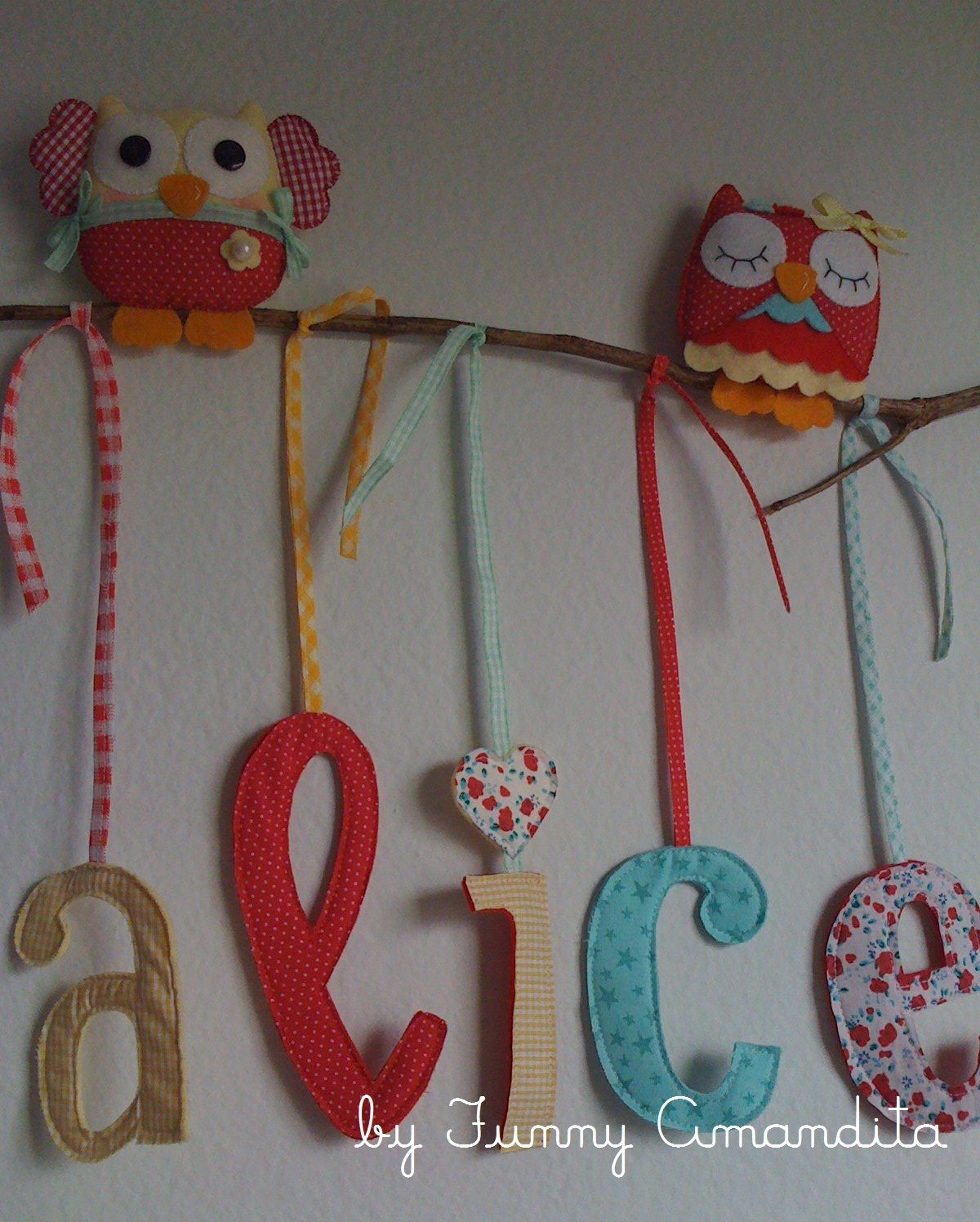 enfeite quarto bebê coruja | Funny Amandita