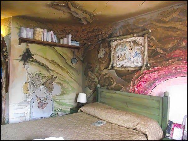 Beatrix Potter Nursery Bedroom Themes