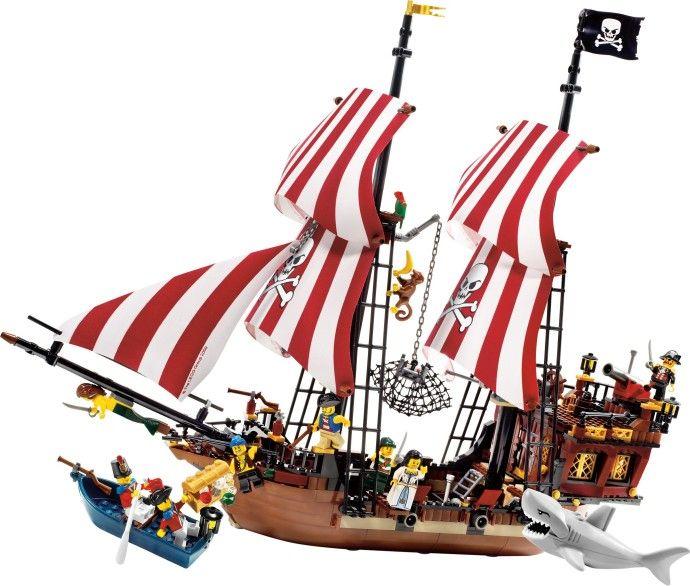 Lego Pirate Ship Instructions 42784 Loadtve
