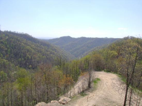 Hatfield Mccoy Trail West Virginia Mountains West Va Virginia Travel