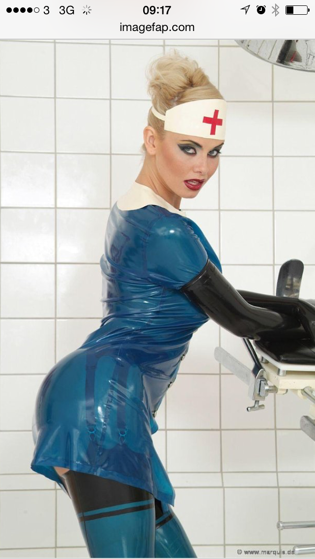 Pin by RubberD on Latex nurse | Pinterest | Latex