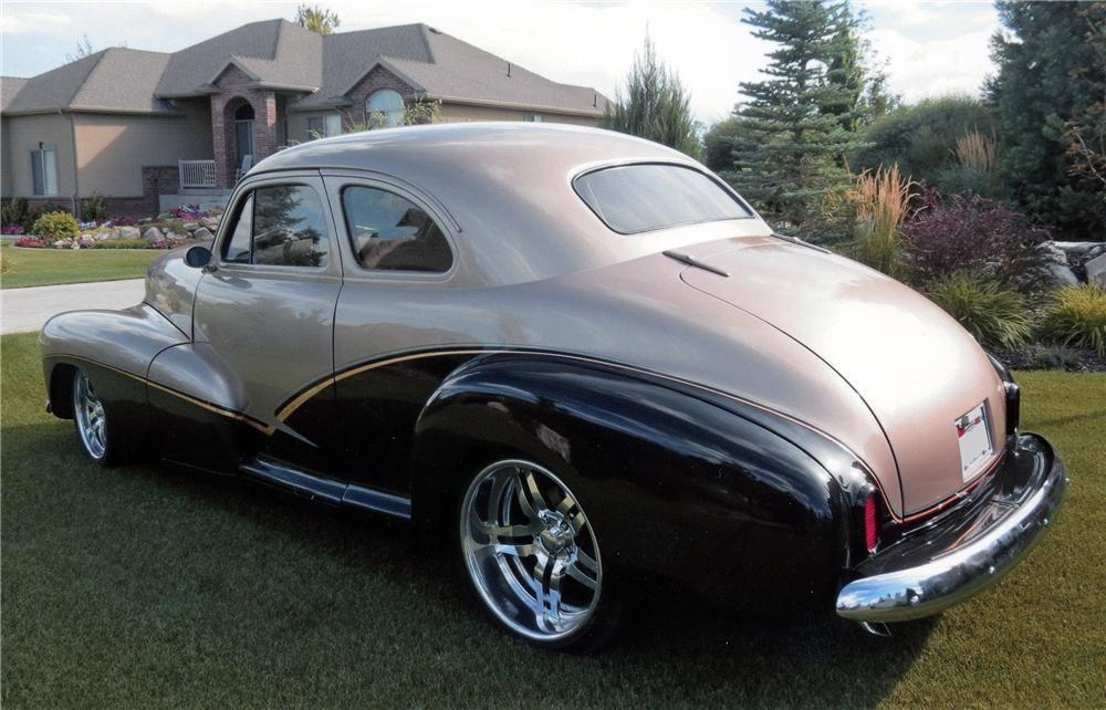 1947 Chevrolet Custom 2 Door Coupe Barrett Jackson Auction Company Chevrolet Coupe Best Luxury Cars