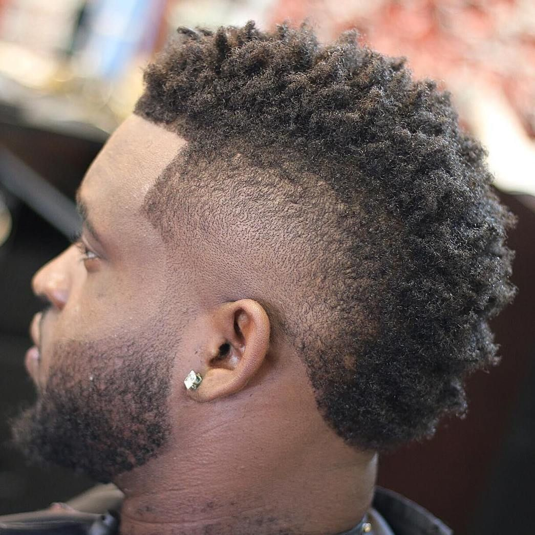 stylish fade haircuts for black men haircuts pinterest hair