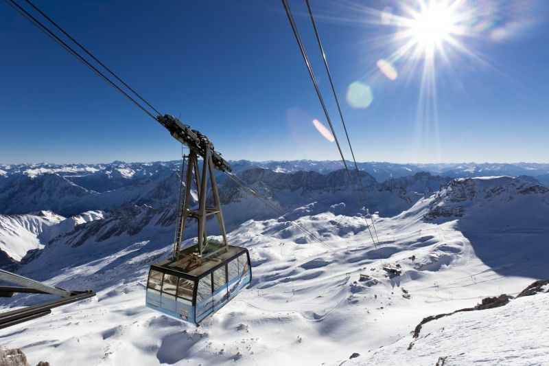 To See Eat Drink Zugspitze Is Known As The Highest Mountain Peaks In Germany Make Sure To Check The Zugspitze Alpine Ski Resort Garmisch Partenkirchen