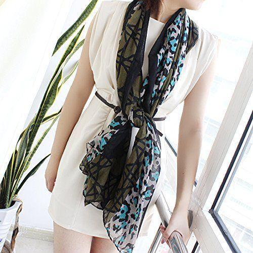 Erlesenheit Druckfähigen Lange Schal für Damen Neuste 2014 Herbst Einziatigen…