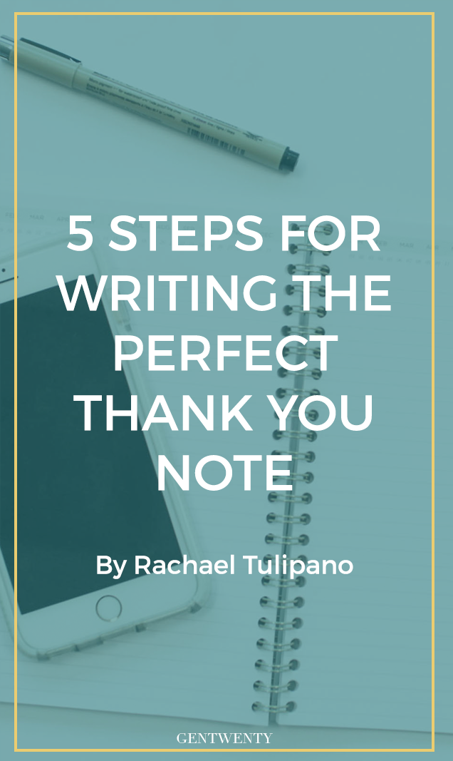 Applicants Who Write A Thank You Note After An Interview Jump To