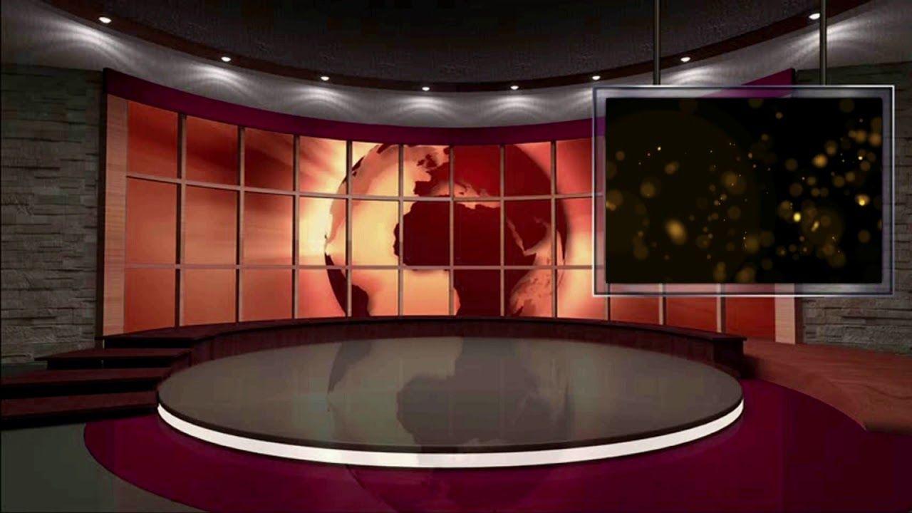 Virtual Studio Green Screen Video Tv Studio Background Animation 456 Virtual Studio Greenscreen Studio Background