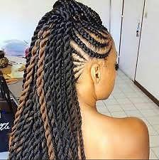 jolie tresse africaine city of montr al greater montr al image 10 tresses afro pinterest. Black Bedroom Furniture Sets. Home Design Ideas