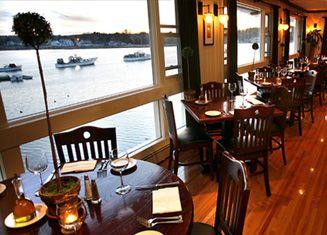 Fine Dining Kennebunk Maine: The Ramp