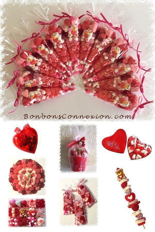 Valentine Candy Gift Ideas
