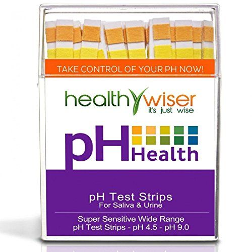 100 Ct Per Pack Stately Modern Ph Test Strips Accurate Results