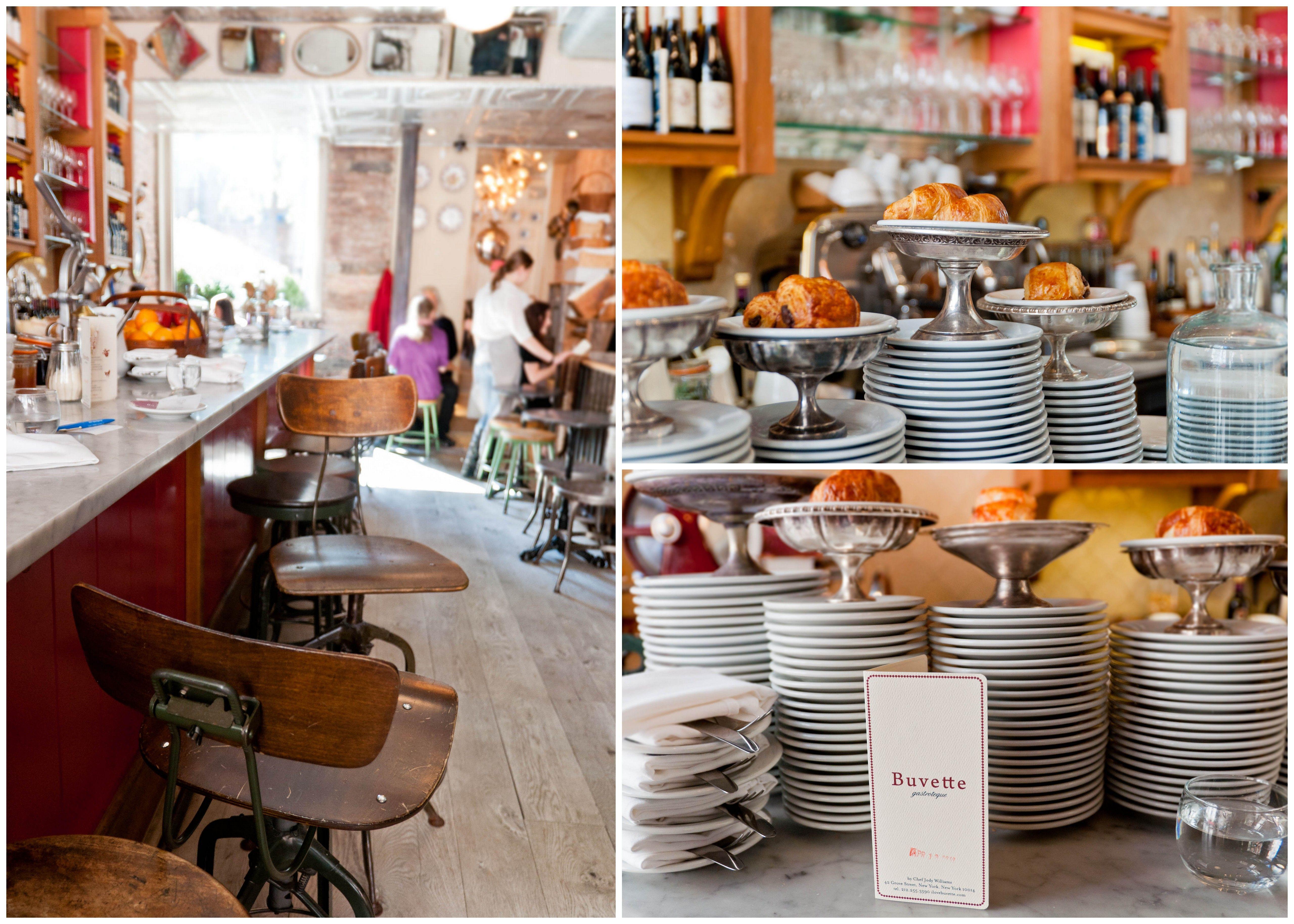 Buvette in West Village | cafes