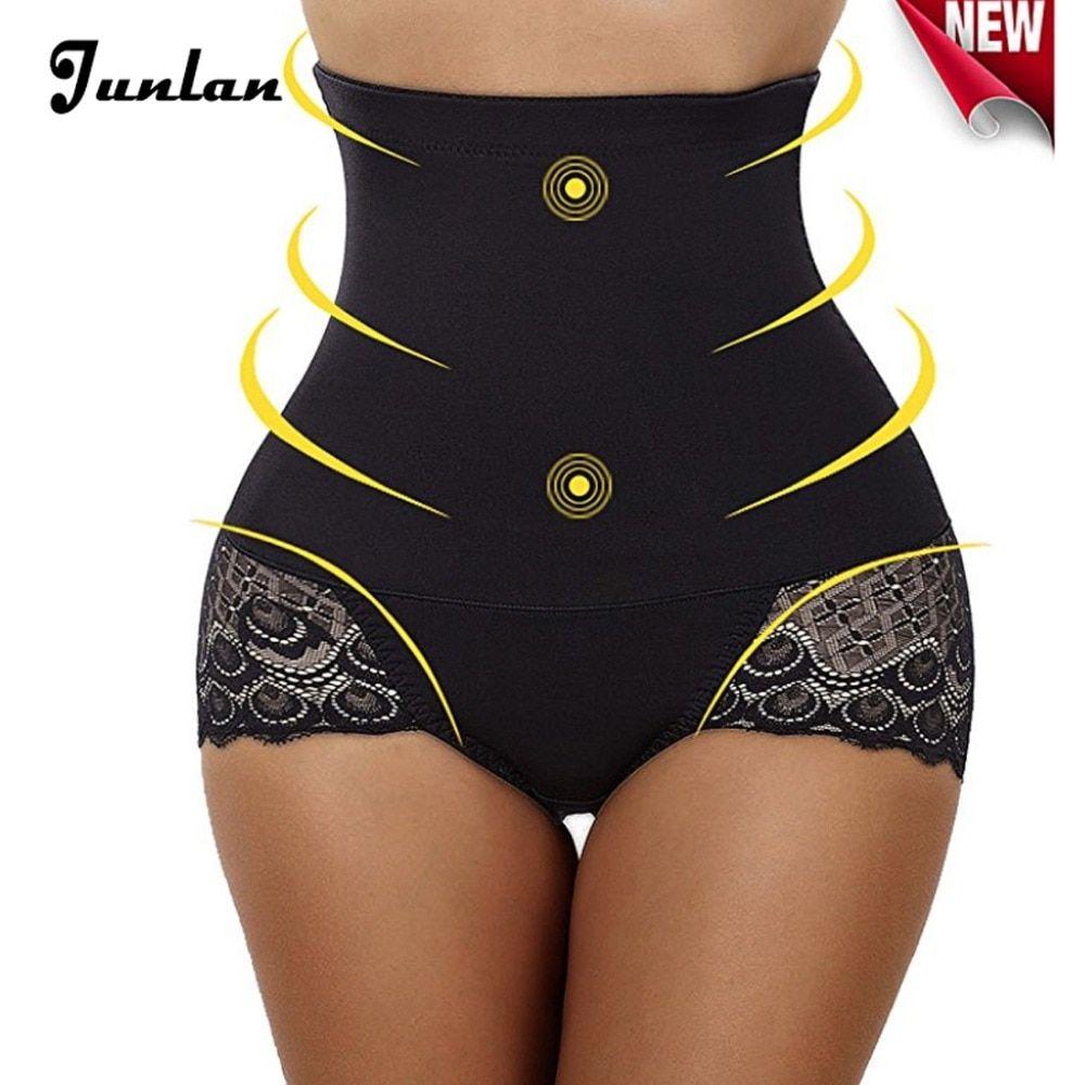 0981d30e86e Women Butt Lifter body Shaper Tummy Plus Size Control Panties Shapewear  Thongs Underwear booty tummy enhancer High Waist Belt - TakoFashion -  Women s ...
