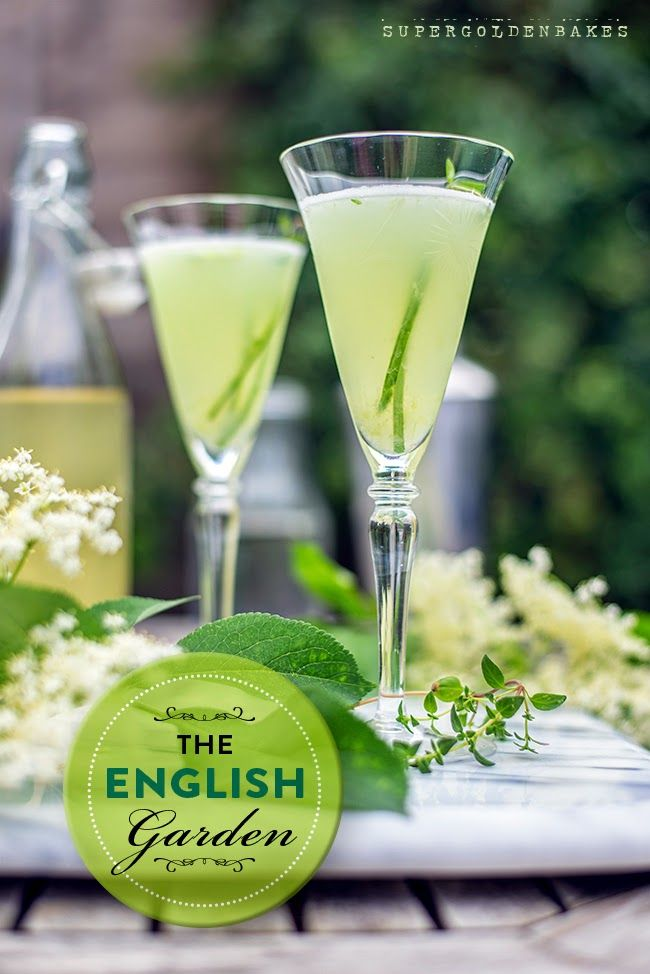 English Garden cocktail and Little Tipples Review   supergolden bakes