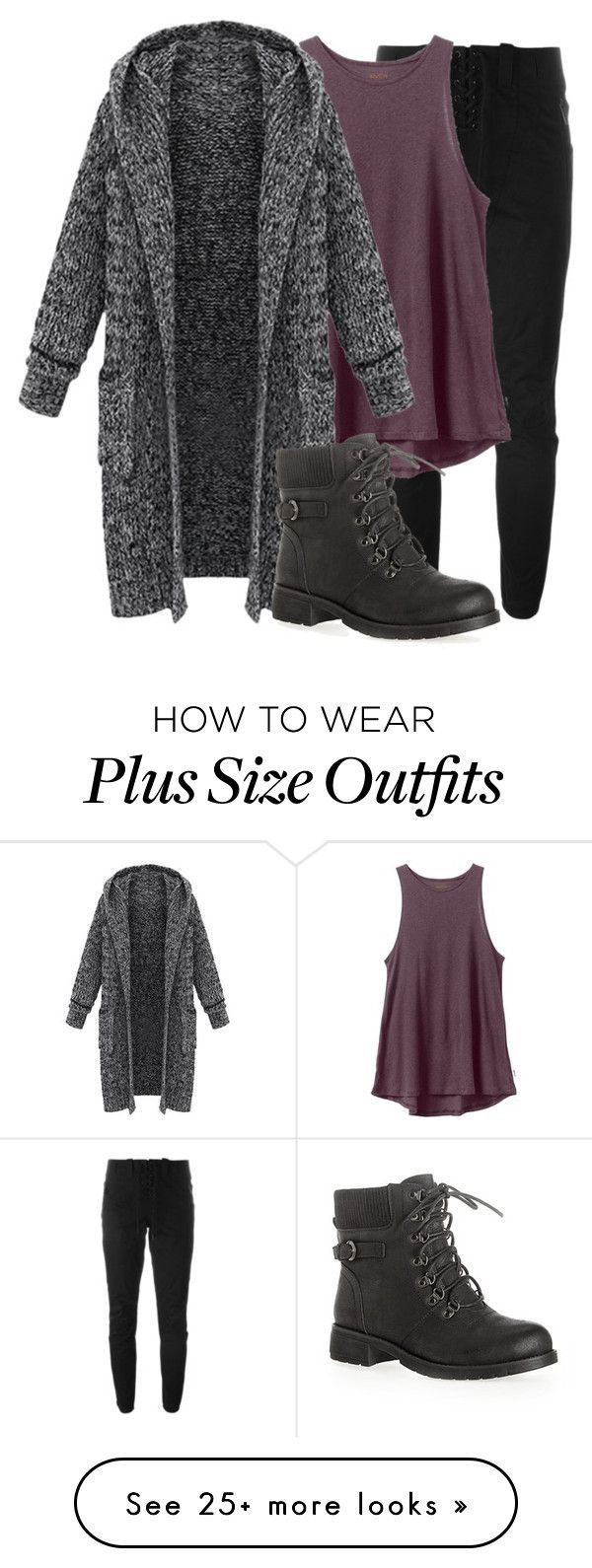 351bebd66e019 25 casual plus size winter outfits you have to try