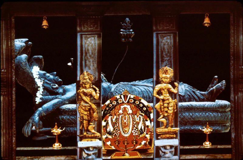 Sree Padmanabhaswamy, Sree Padmanabhaswamy Temple ...