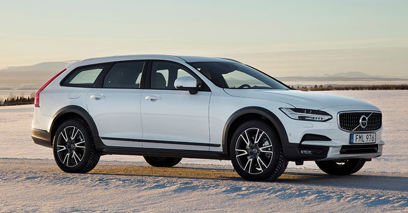 Perfect Volvo V90 Cross Country Review And Review Di 2020