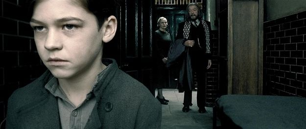 People Are Often Products Of Their Environment Tom Riddle Harry Potter Movies Harry Potter Series