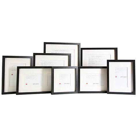 John Lewis Box Frames and Mounts - £10 to £24 - thinking may use ...