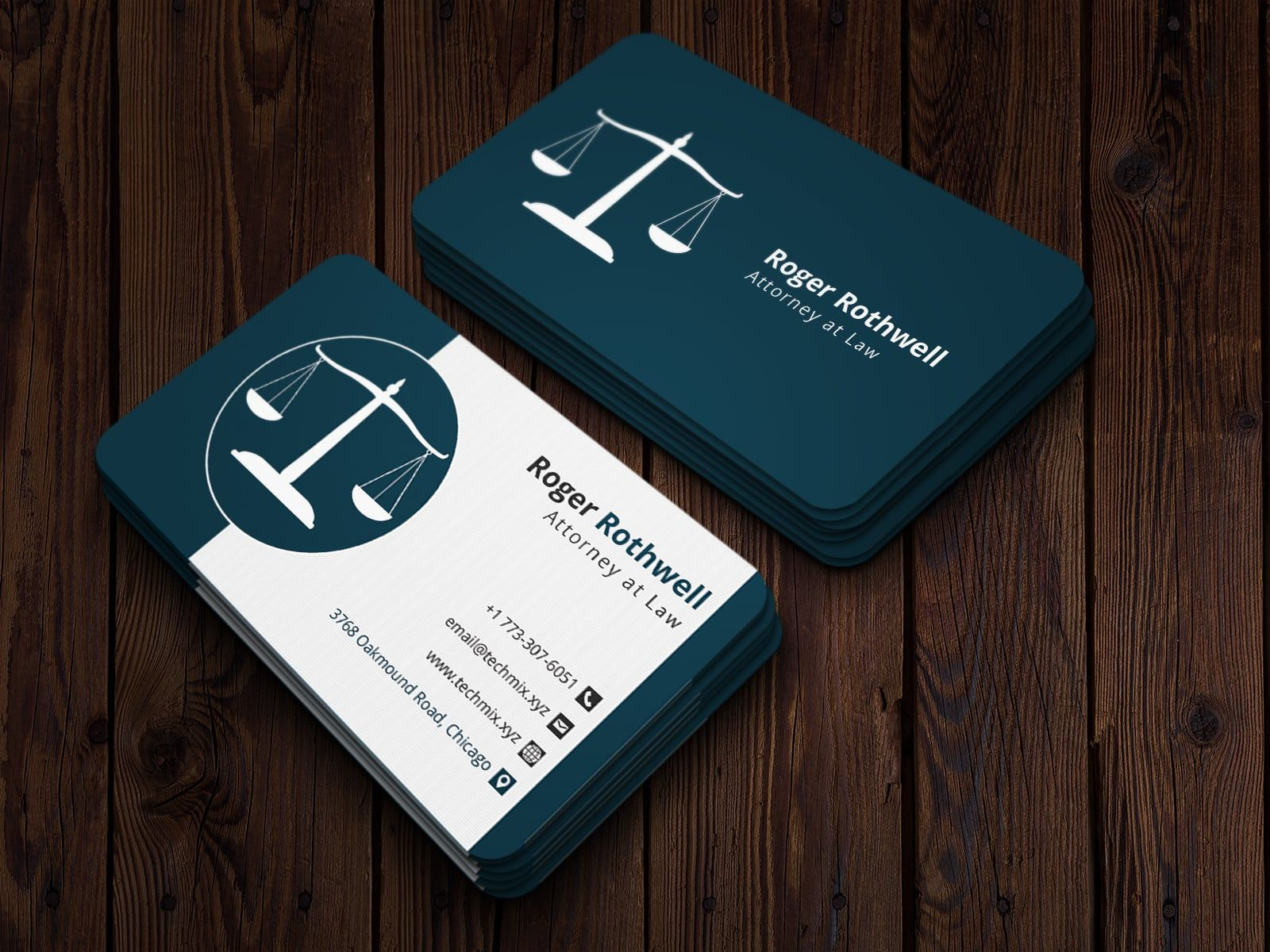 Lawyer Business Card Template Lawyer Business Card Attorney Business Cards Business Card Design Software