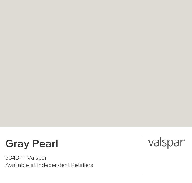 Gray Pearl From Valspar Valspar Paint Colors Valspar Paint Colors Gray Valspar Paint