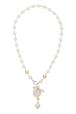 Pearlina Buy Silver Gold Necklaces for Men Women Fiorina