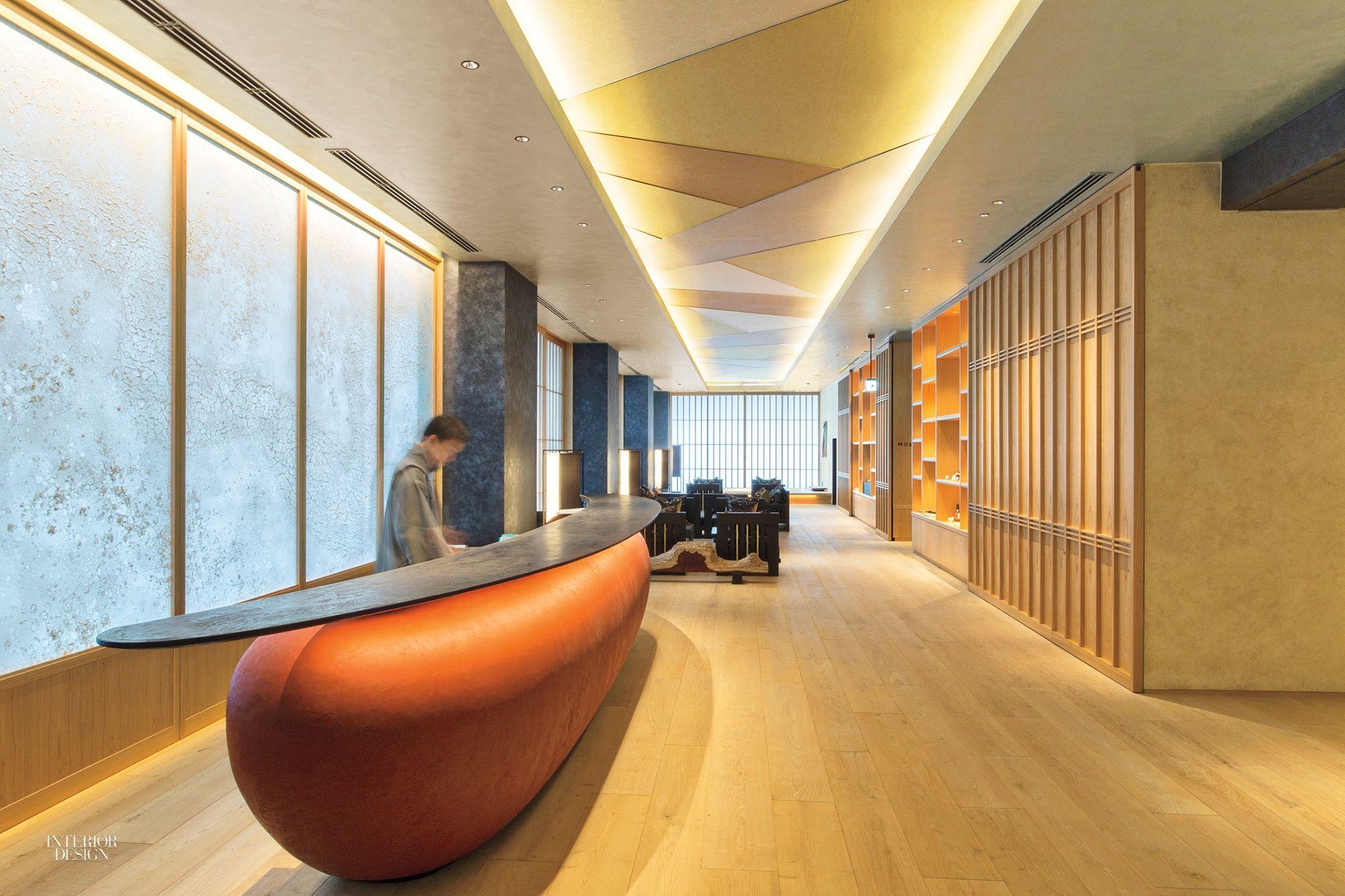 Hoshinoya Tokyo Spa Hotel By Rie Azuma Reinvents The Traditional