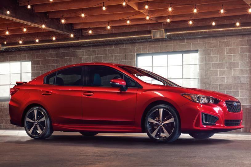 2017 Impreza sedan Subaru impreza sedan