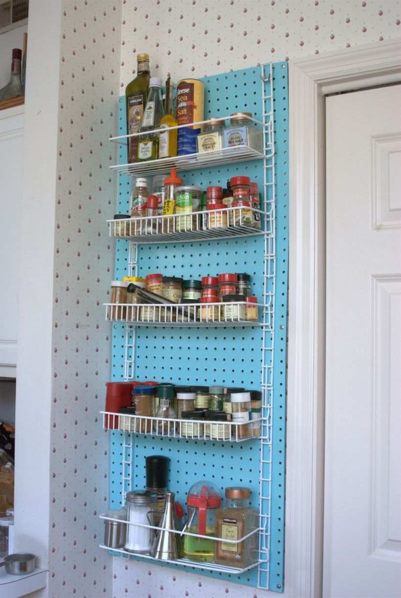 keepin\' it spicy | Pantry ideas | Pinterest | Wire shelving ...