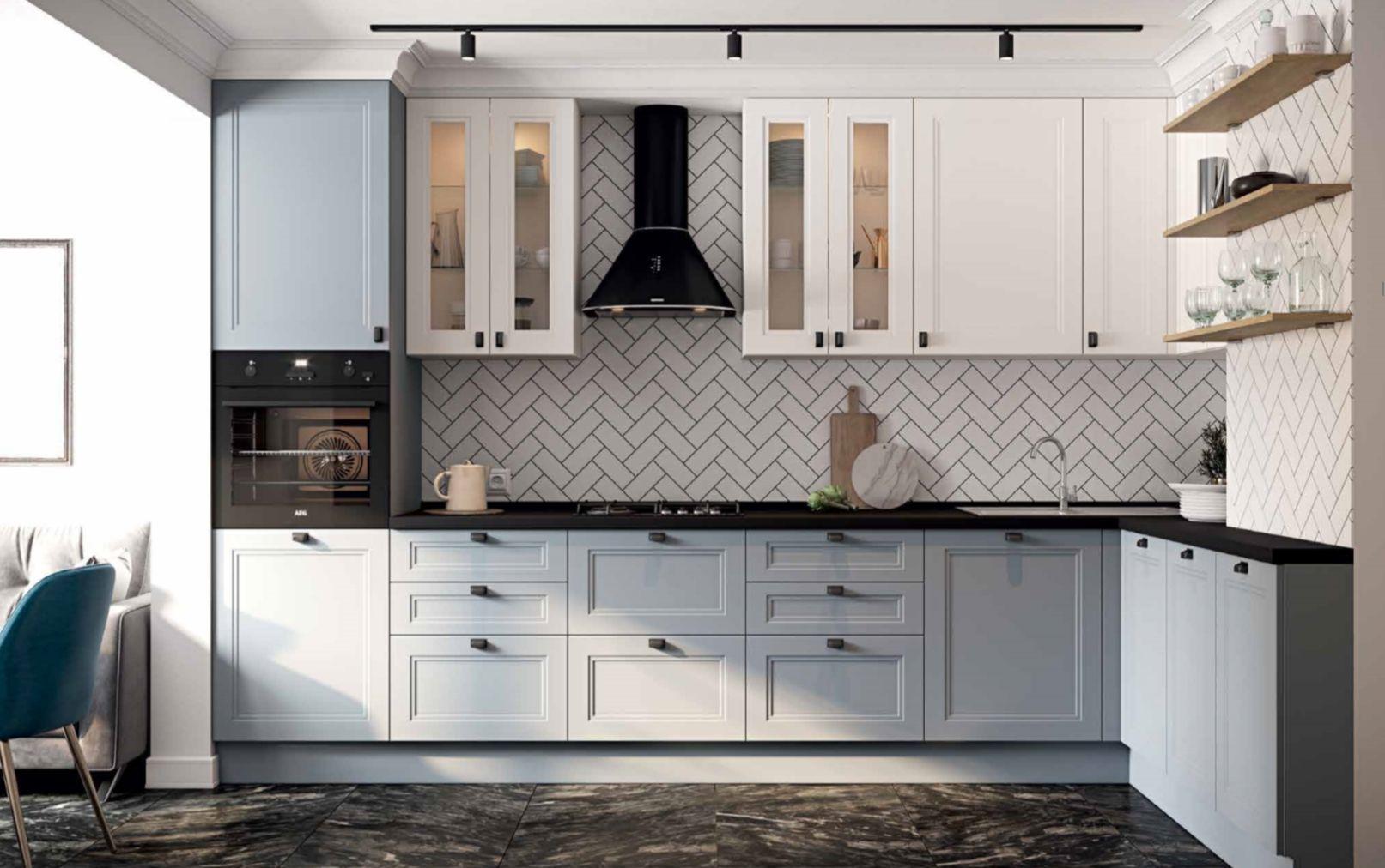 Avon Azzuro Kitchen Interior Kitchen Design Kitchen