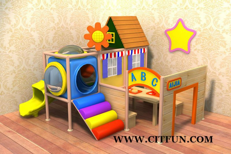 CHILDREN INDOOR SOFT PLAY STRUCTURE FOR CAFE AND SHOPPING MALL AJ ...