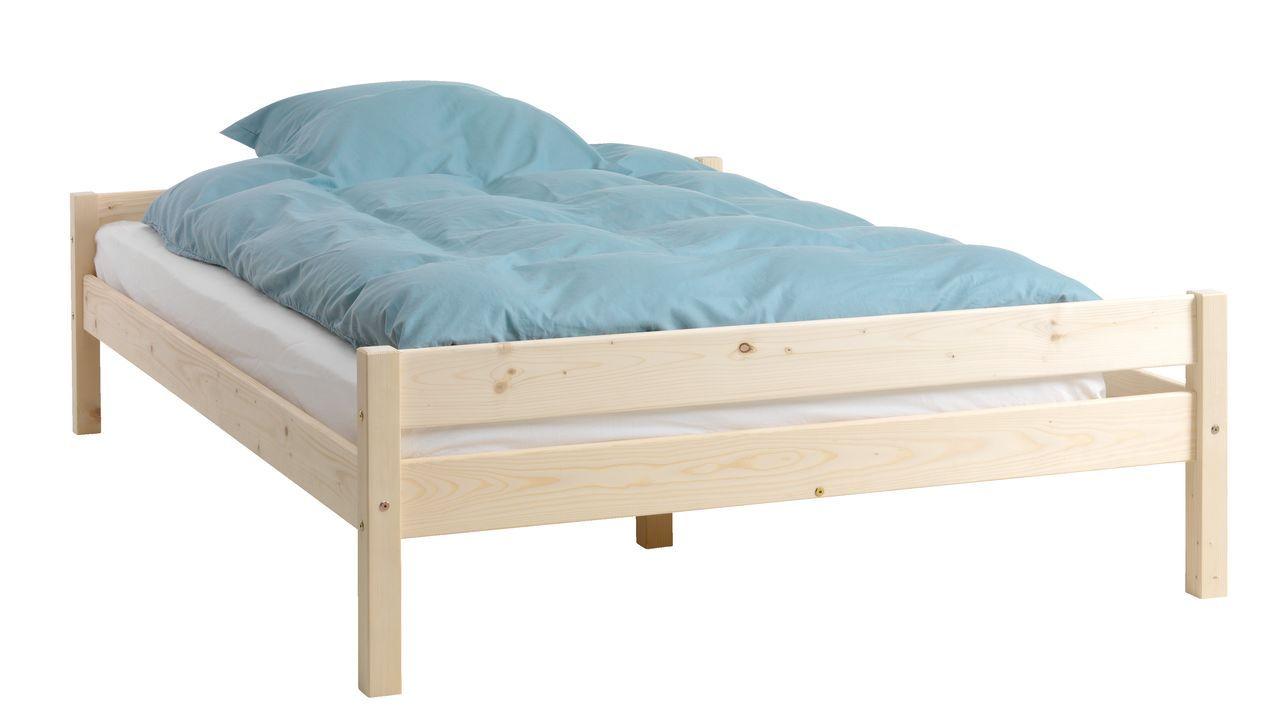 160zł Rama łóżka Sallinge 140x200 świerk Jysk Jysk