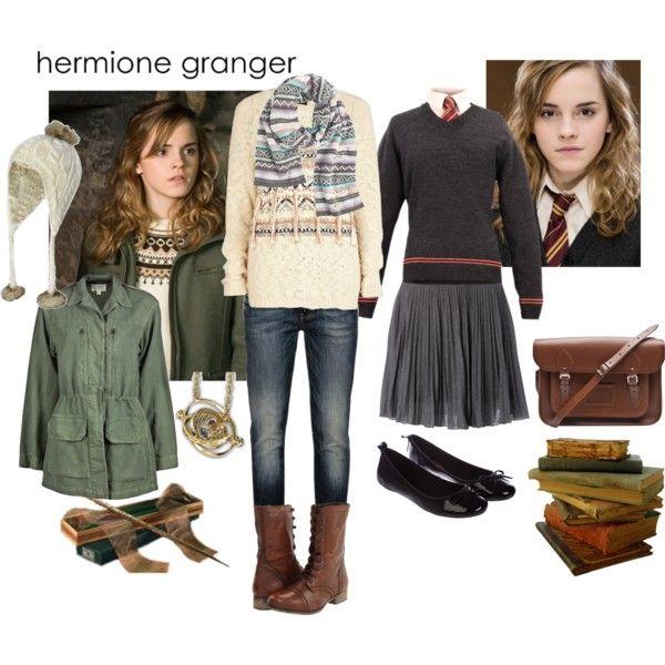 #5 Hermione Granger. Harry ...