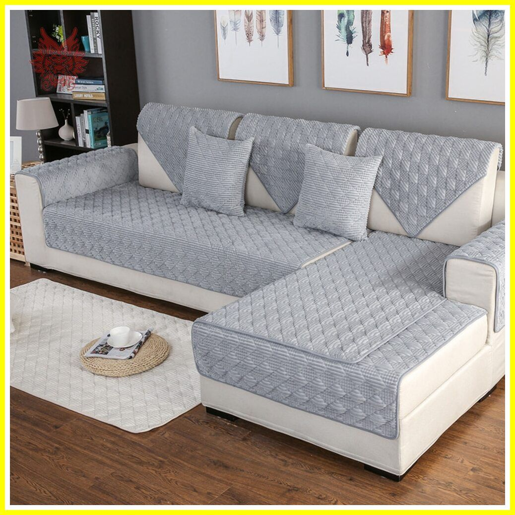 102 Reference Of Large Sectional Couch Slipcovers In 2020 Fabric