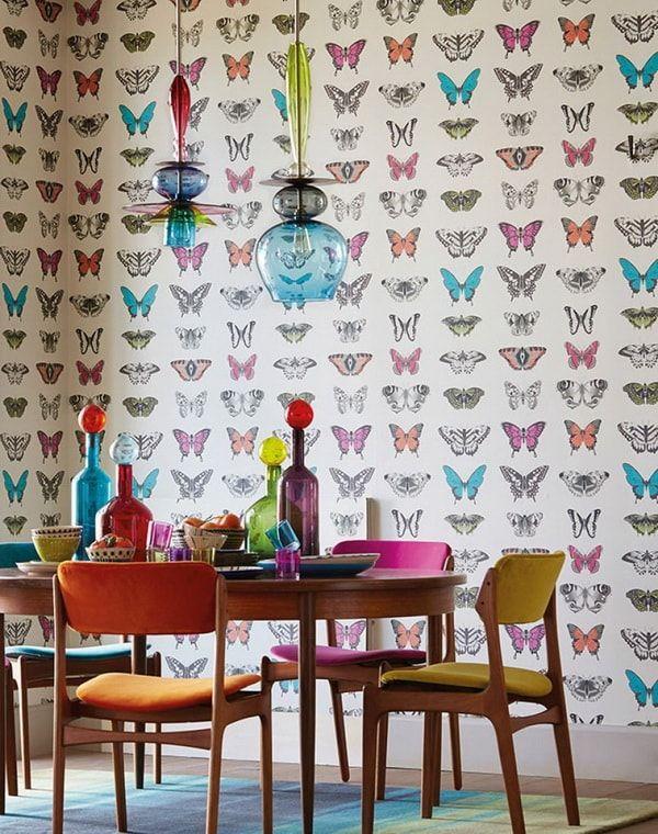 Papeles Pintados Para Comedores Papeles De Pared Decoracion De - Pintar-y-decorar-paredes