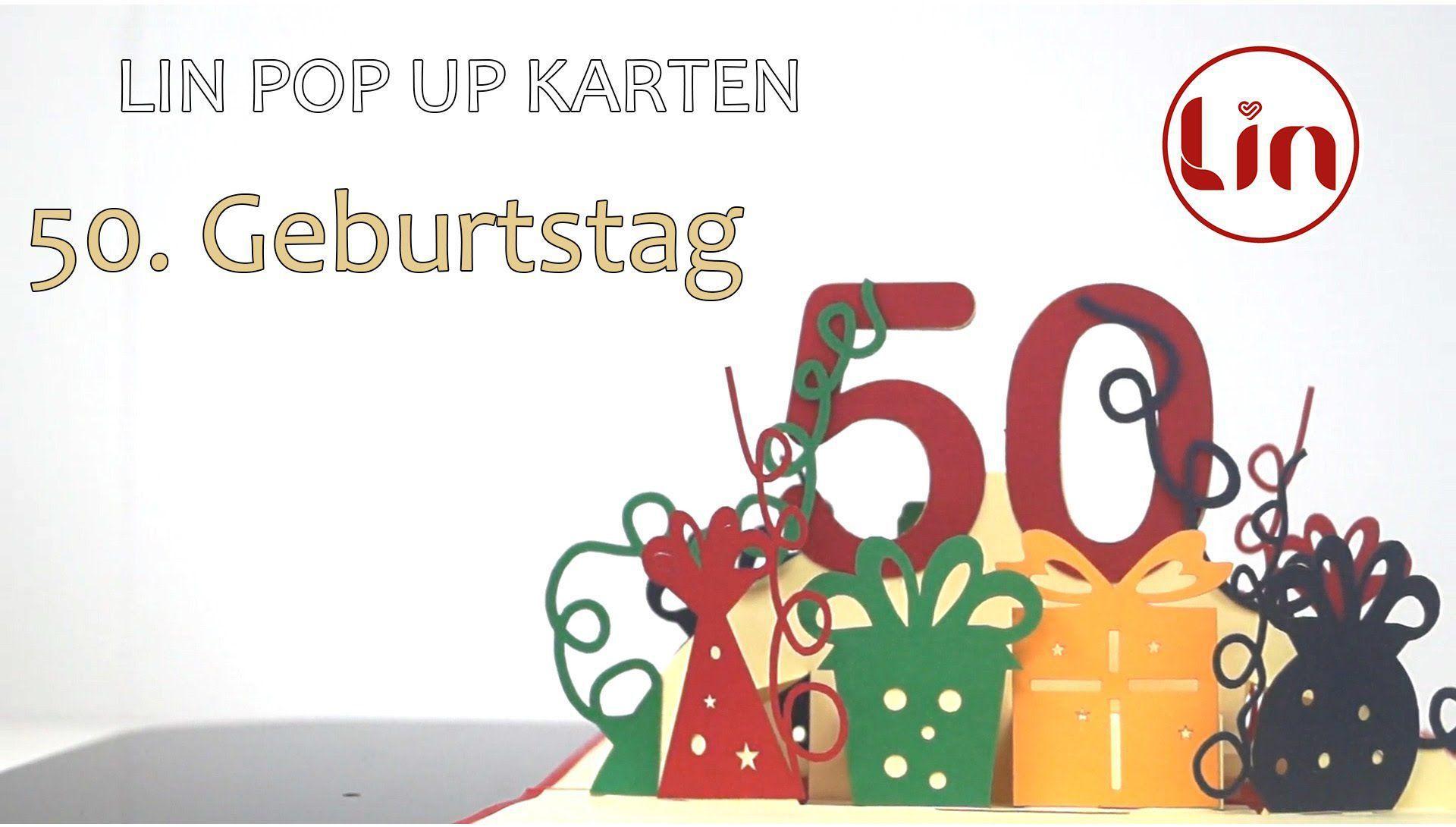 Elegant Einladungskarten 50 Geburtstag Vorlagen 15