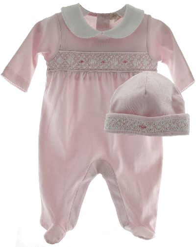 67fccf0f8387 Pink Take Home Outfit for Newborn Girl